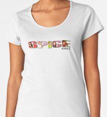 Camiseta premium para mujer Mercadería de Spice Girls
