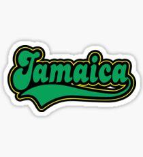 Jamaika Sticker