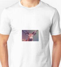 Pixelated Deer Unisex T-Shirt