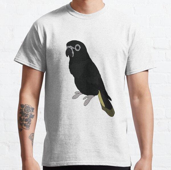 Black Lory Classic T-Shirt
