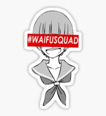 MAKO - KILL LA KILL - WAIFUSQUAD Sticker
