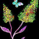 Dream Flowers by Linda Callaghan