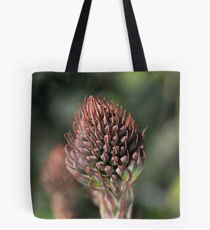 Succulent Bud Tote Bag