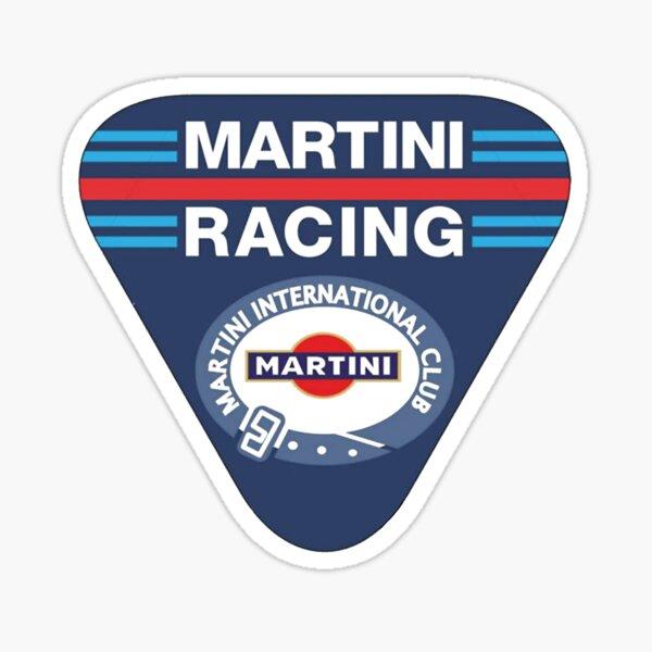 Martini Racing Sticker
