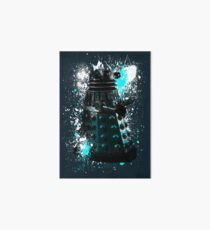 Exterminate Art Board