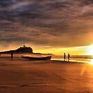 Nobby's Beach by monkeyfoto
