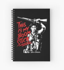 This Is My Boom Stick Spiral Notebook