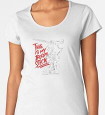 This Is My Boom Stick Women's Premium T-Shirt