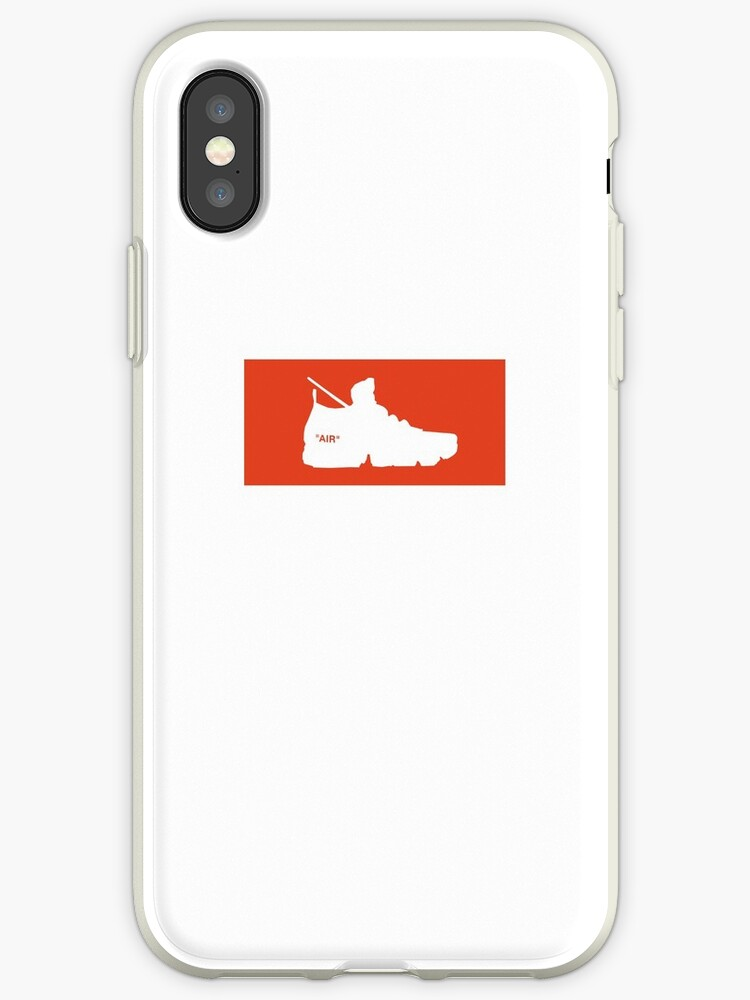super popular b7513 ab6a4 'Nike X Off White VaporMax Box Logo' iPhone Case by Brody McD