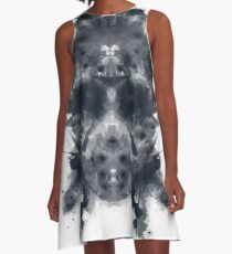 Stain Voorhees A-Line Dress