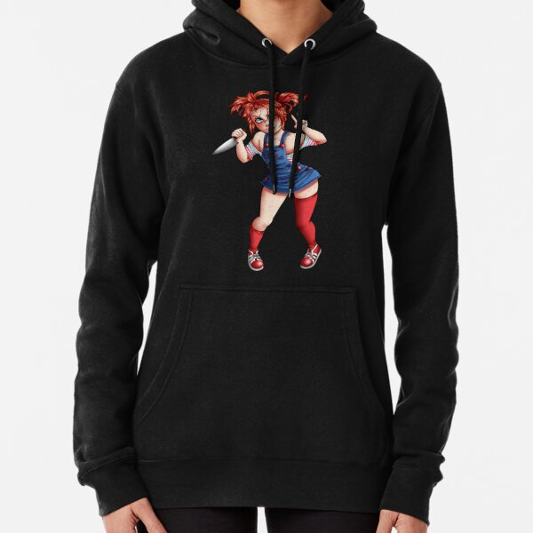 Bishoujo Chucky Pullover Hoodie