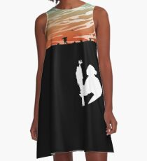 Let's get down to business! A-Line Dress