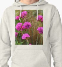 Sea Thrift........... Pullover Hoodie