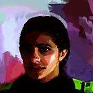 PC Yasmin Khan by pinkfloralcake