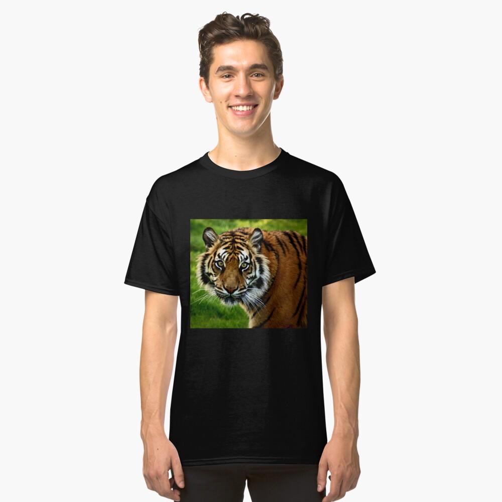 ~Sumatran Tiger! Classic T-Shirt Front