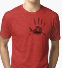 Dark Brotherhood - Hail Sithis! Tri-blend T-Shirt
