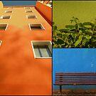 Urban Fragments II by TalBright