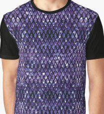 Blue Crystal dragon Graphic T-Shirt