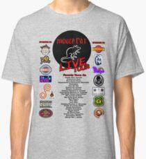 Mouse Rat Live Tour Edition Classic T-Shirt