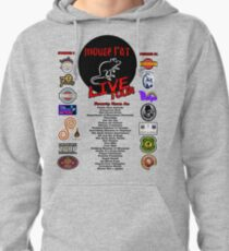 Mouse Rat Live Tour Edition Pullover Hoodie
