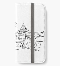Rome iPhone Wallet/Case/Skin