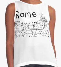 Rome Contrast Tank