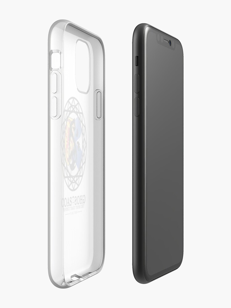 coque iphone x zelda , Coque iPhone « Ghost Coast Nouvelle-Écosse », par ghost-coast