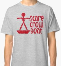 Scarecrow Boat Bachalor Party Edition Classic T-Shirt