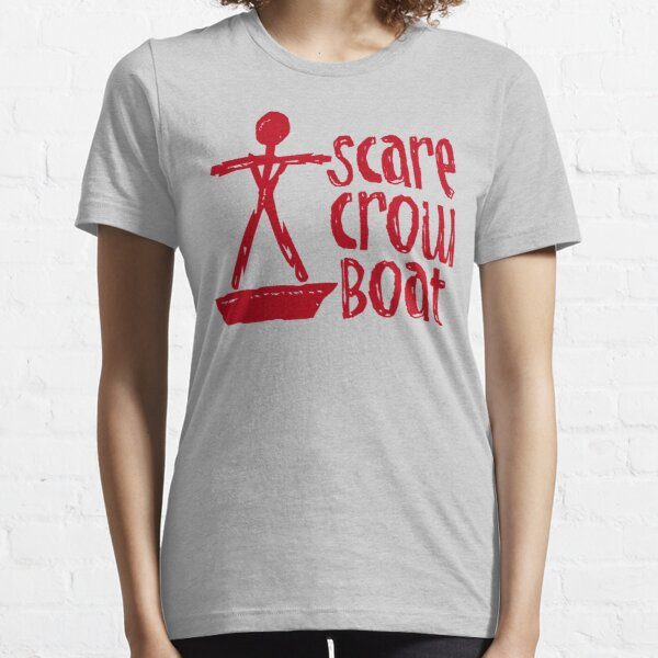 Scarecrow Boat Bachalor Party Edition Essential T-Shirt