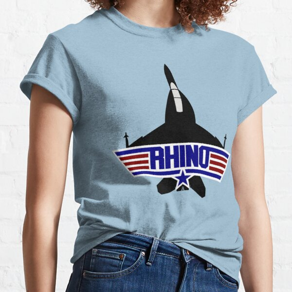 FA-18 Super Hornet - Rhino Classic T-Shirt