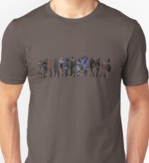 Shepard and the Squad T-Shirt