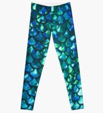 Mermaid Scales v1.0 Leggings