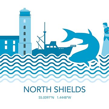 North Shields Fish Quay by NORTHERNDAYS