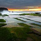 Hopscotch - Turimetta Beach, NSW by Malcolm Katon