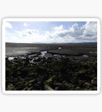 Lancashire Coast Sticker
