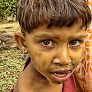 Unexplained thoughts in the Eyes by Tridib Ghosh