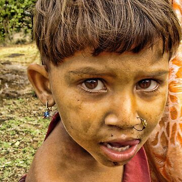 Unexplained thoughts in the Eyes by tridibghosh