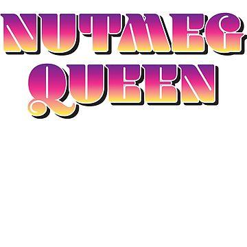 Soccer Nutmeg Queen by GoTheFull90