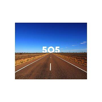 505 - ARCTIC MONKEYS by barnzeydesigns