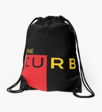 The Curb | Culture. Unity. Reviews. Banter. Drawstring Bag