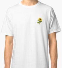 Sunflower Sticker Classic T-Shirt