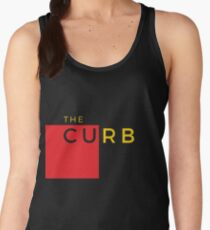 The Curb Silhouette Variant Women's Tank Top