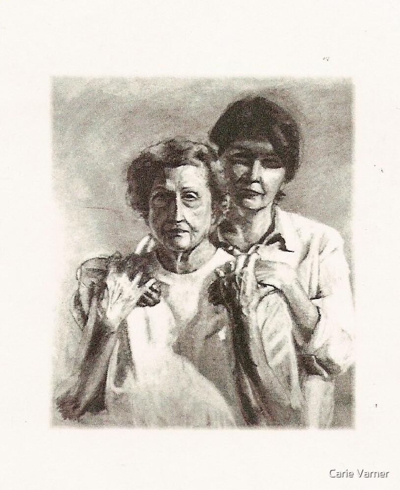 Mother Daughter by Carie Varner