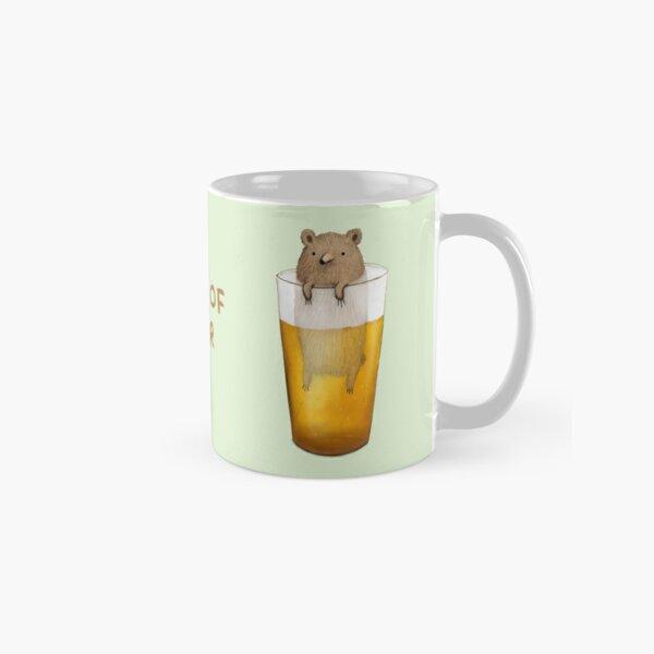 Pint of Bear Classic Mug