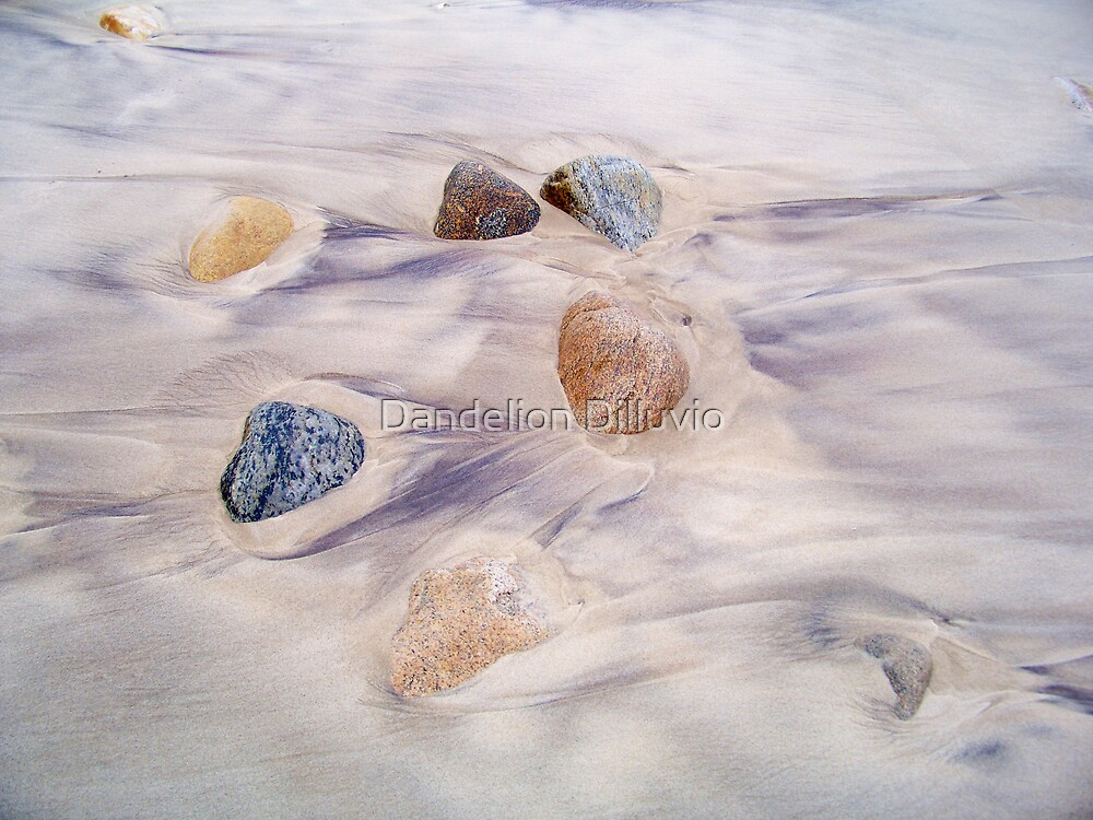 Sand Art by Dandelion Dilluvio