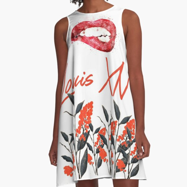 Louis XIV A-Line Dress