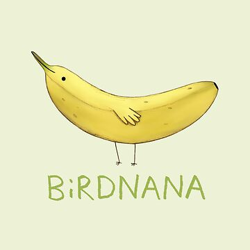 Birdnana by SophieCorrigan