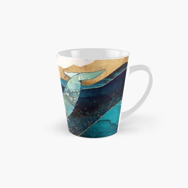 Blue Whale Tall Mug