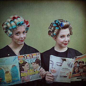 It's My Mother's Beauty Parlor by toriyule1