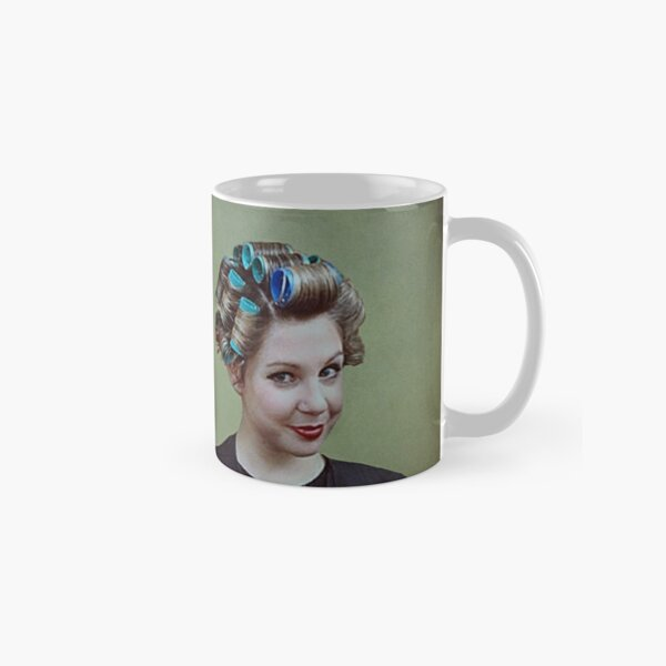 It's My Mother's Beauty Parlor Classic Mug